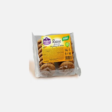Noglut Roscos – 235 g – Santiveri