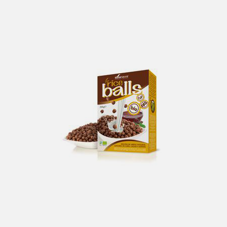 Rice Balls sem Glúten – 250 g – Soria Natural