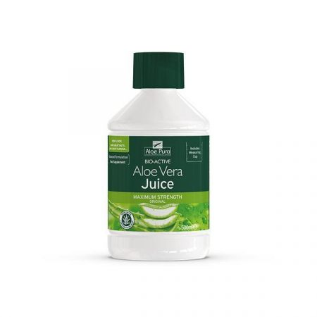 Aloe Vera Juice – 500 ml – Optima