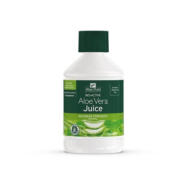 Aloe Vera Juice - 500 ml - Optima