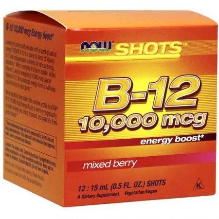 B12 10.000 mcg – 12 shots – Now