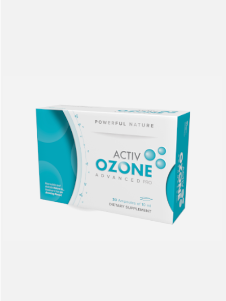 Activ Ozone Advanced Pro - 30 ampolas - Justnat