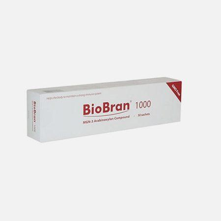BIOBRAN MGN-3 SAQUETAS 1000MG – DAIWA PHARMACEUTICAL – 30 SAQUETAS
