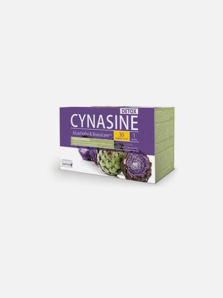 Cynasine Detox ampolas - 30 ampolas - DietMed