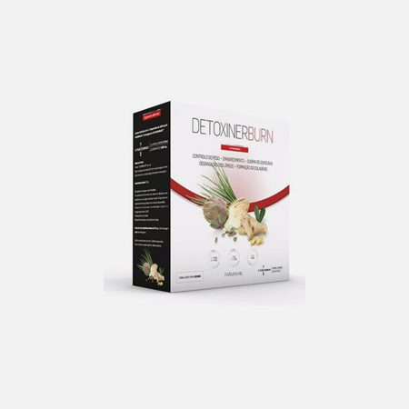 Detoxiner Burn FusioPacks – 30 FusionPack – Farmanos