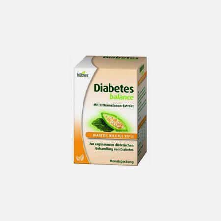 Diabetes Balance Capsulas – 60 cápsulas – Hubner