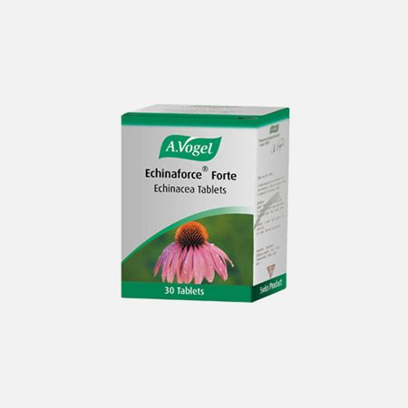 Echinaforce Forte – 30 comprimidos – A. Vogel