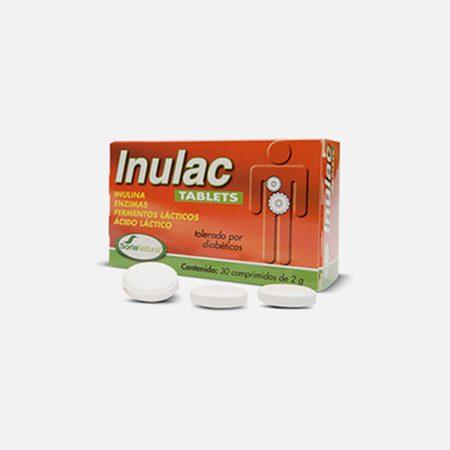 Inulac – 30 comprimidos – Sorianatural