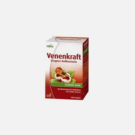 Venenkraft Comprimidos – 180 comprimidos – Hubner