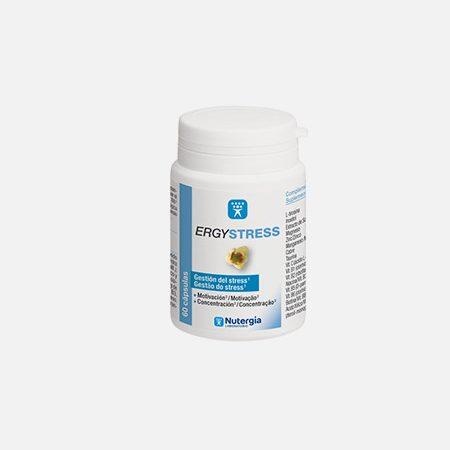 ErgyStress – 60 cápsulas – Nutergia
