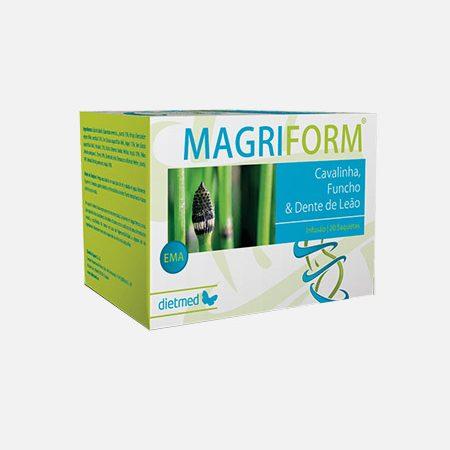 MagriForm EMA Infusão – 20 saquetas – DietMed