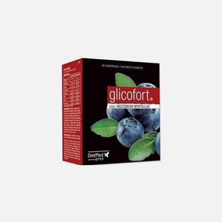 Glicofort – DietMed – 60 comprimidos