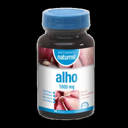 Naturmil Alho 1000mg – 90 cápsulas – DietMed