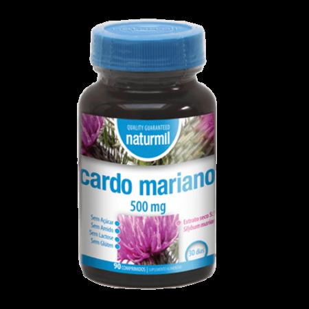 Naturmil Cardo Mariano 500mg  – 90 comprimidos – DietMed