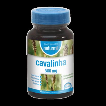 Naturmil Cavalinha 500mg – 90 comprimidos – DietMed