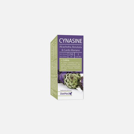 Cynasine Xarope – 250 mL – DietMed