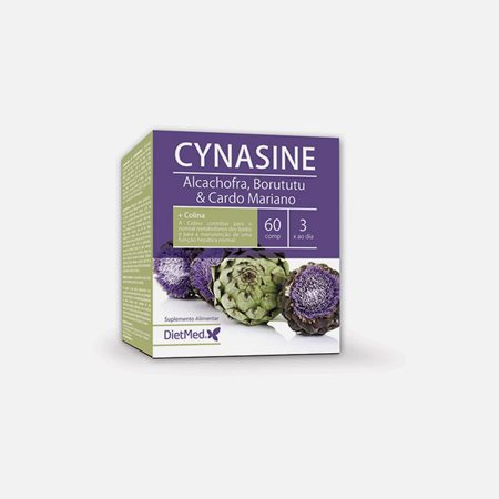 Cynasine – 60 comprimidos – DietMed
