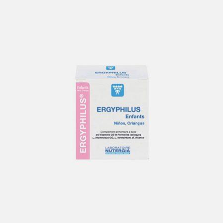 Ergyphilus Infantil – 14 saquetas – Nutergia