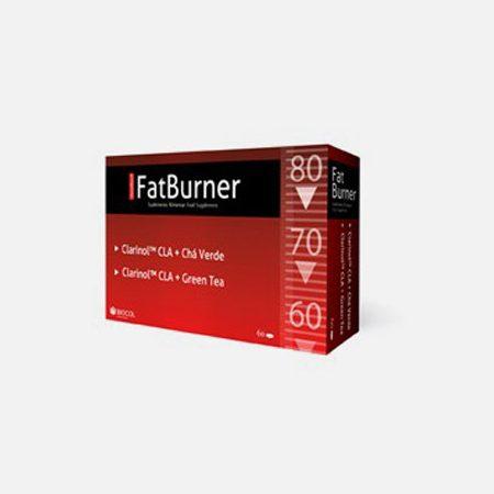 Dieteffect Fat Burner Capsulas – 60 capsulas – Biocol