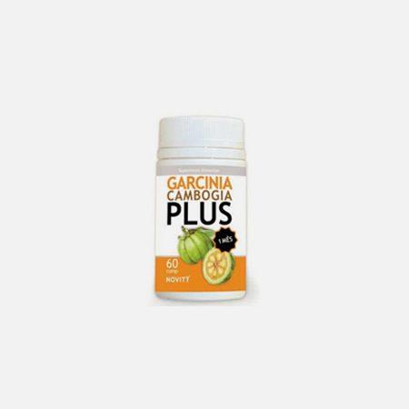 Novity Garcinia Cambogia Plus Pack – 60 + 60 comprimidos – DietMed