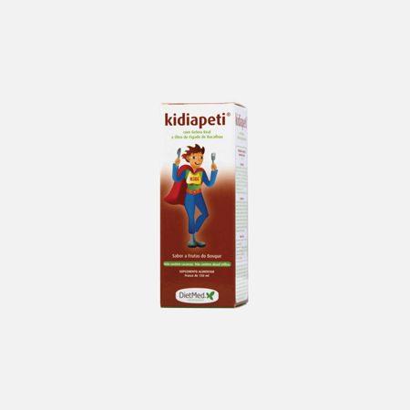Kidiapeti Xarope – 150 mL – DietMed