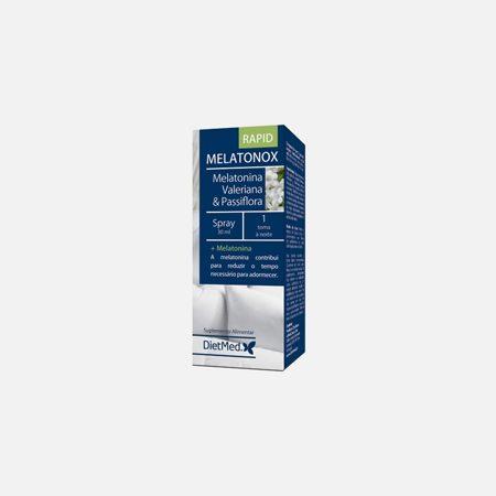 Melatonox Rapid Spray – 30 mL – DietMed