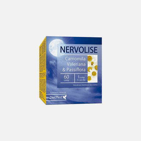 Nervolise – 60 comprimidos – DietMed