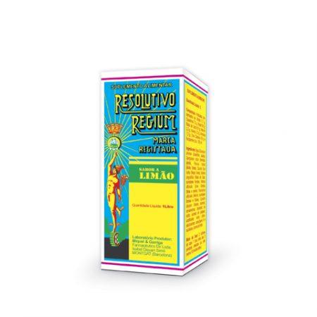 Resolutivo Regium Xarope – 1 L – DietMed