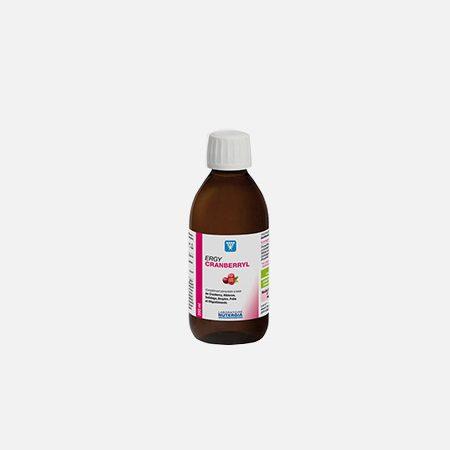 ErgyCranberryl Xarope – 250 ml – Nutergia