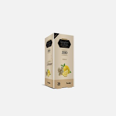 Gengibre e Limão Zero – 36 cápsulas – Fharmonat