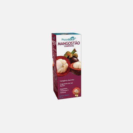 Xarope Mangostão Composto – 500 mL – PhytoGold