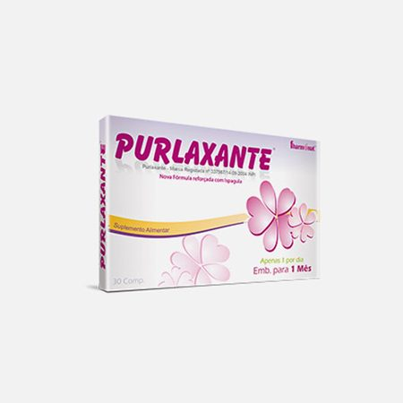 Purlaxante comprimidos – 30 comprimidos – Fharmonat