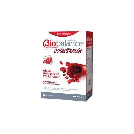 Biobalance Colestermin – 60 cápsulas – Farmodiética
