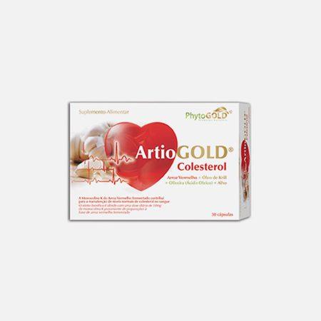 ArtioGold Capsulas – 30 capsulas – PhytoGold