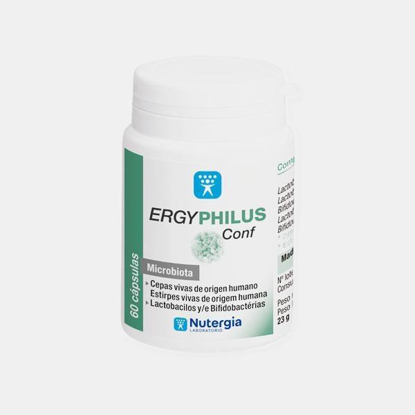 Ergyphilus Conf - 60 cápsulas - Nutergia