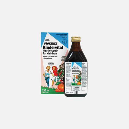 Floradix Kindervital – 250ml – Salus