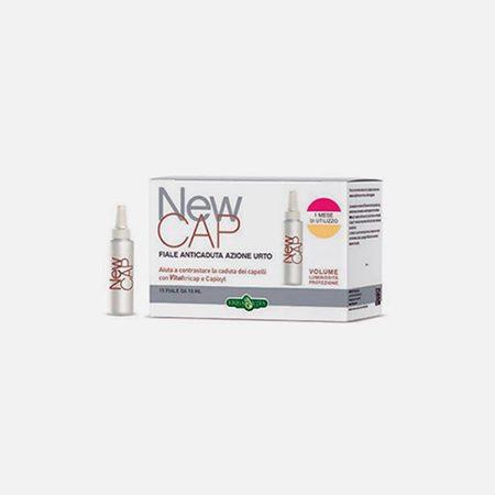 New Cap Hair Loss – 15 monodoses – Erba Vita