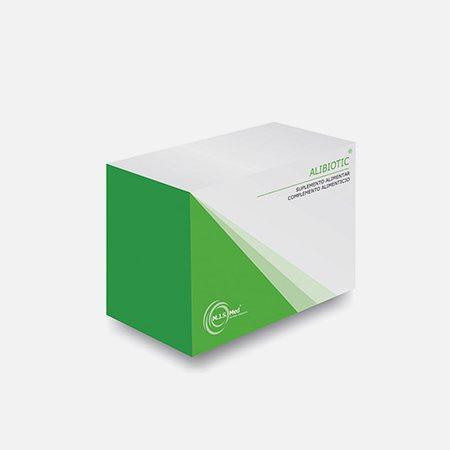 Alibiotic – 60 cápsulas – MJS Med