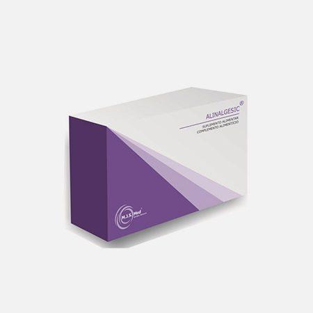 Alinalgesic – 20 cápsulas – MJS Med