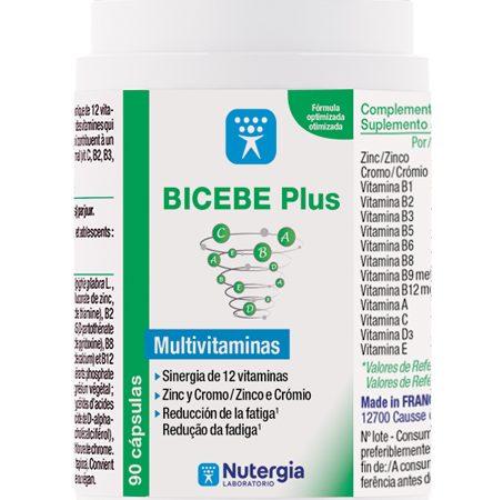 BICEBE Plus – 90 cápsulas – Nutergia