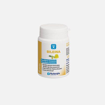 Bileina – 60 cápsulas – Nutergia
