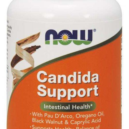 Candida Support – 90 cápsulas- Now