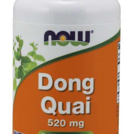Dong Quai – 100 cápsulas – NOW