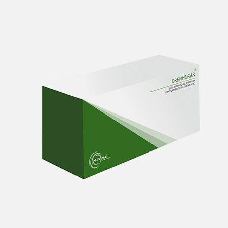 DrenoHepar – 30 ampolas – M.J.S Med