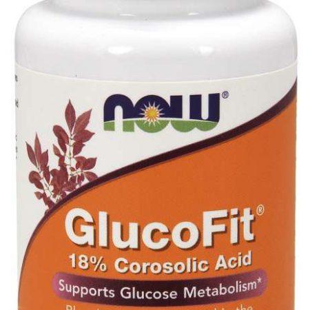 Glucofit – 60 cápsulas – Now