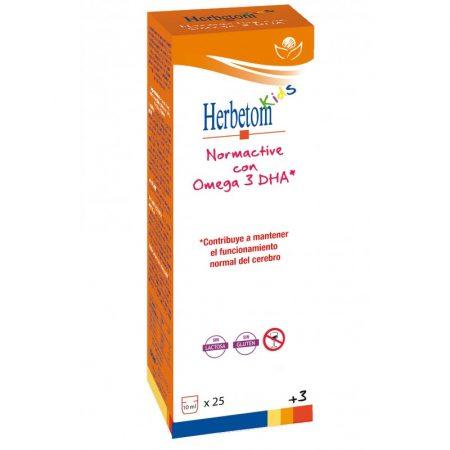 HERBETOM Kids Normactive com Omega 3 DHA – 250ml- Bioserum