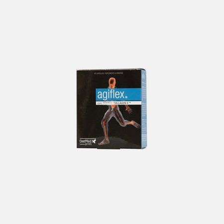 Agiflex – 40 cápsulas – DietMed