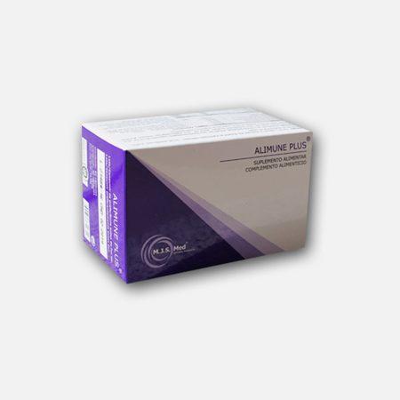 Alimune Plus – 60 cápsulas – M.J.S Med