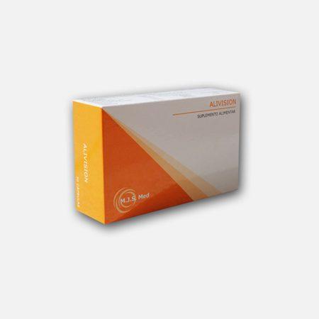 Alivision – 60 cápsulas – M.J.S Med