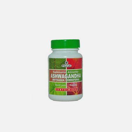 Ashwagandha (Withania somnifera) – 50 comprimidos – Charak